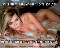 "How COULD YOU EVER CALL HER ""THE FIRST LADY""?"